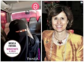 Nonostante il velo. Donne dell'Arabia Saudita, di Michela Fontana