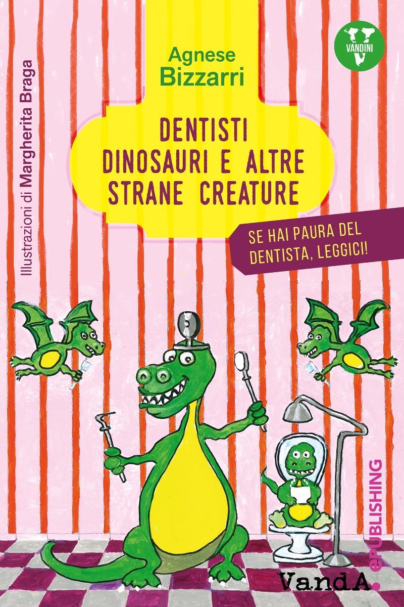 Dinosauri e poltrone volanti per vincere la paura del dentista