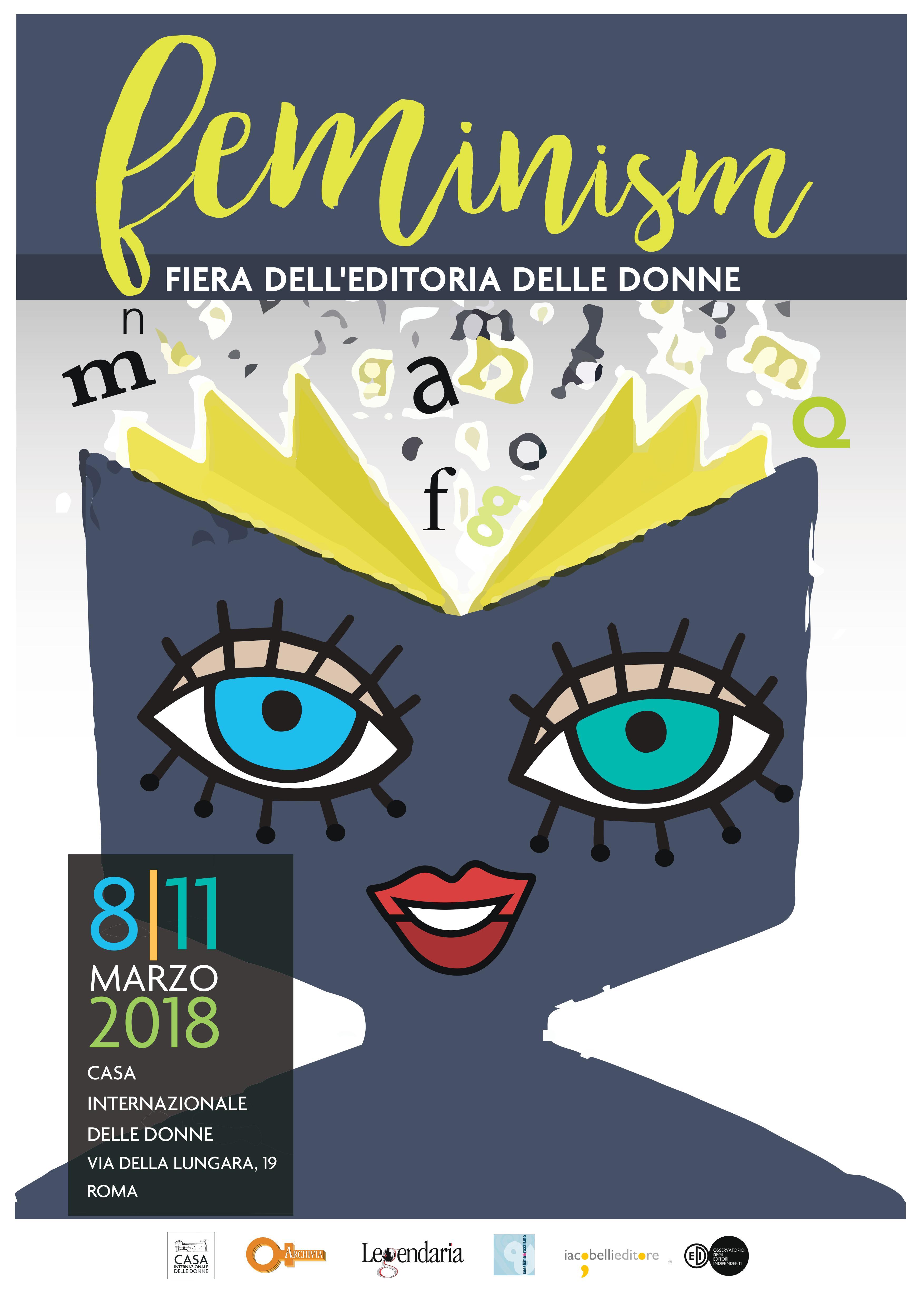 """Eventi – VandA a """"Feminism"""", prima Fiera dell'editoria delle donne"""