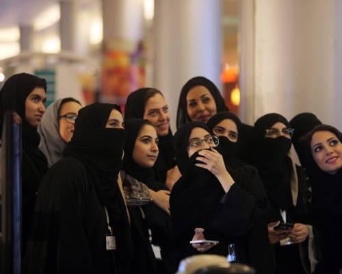 Commento di Michela Fontana alla situazione femminile in Arabia Saudita