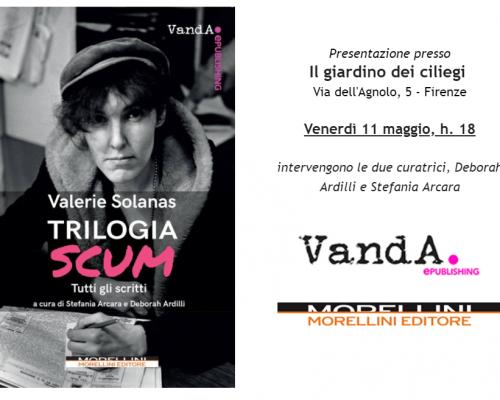"""Evento – """"Trilogia SCUM"""" @ Giardino dei Ciliegi, Firenze"""