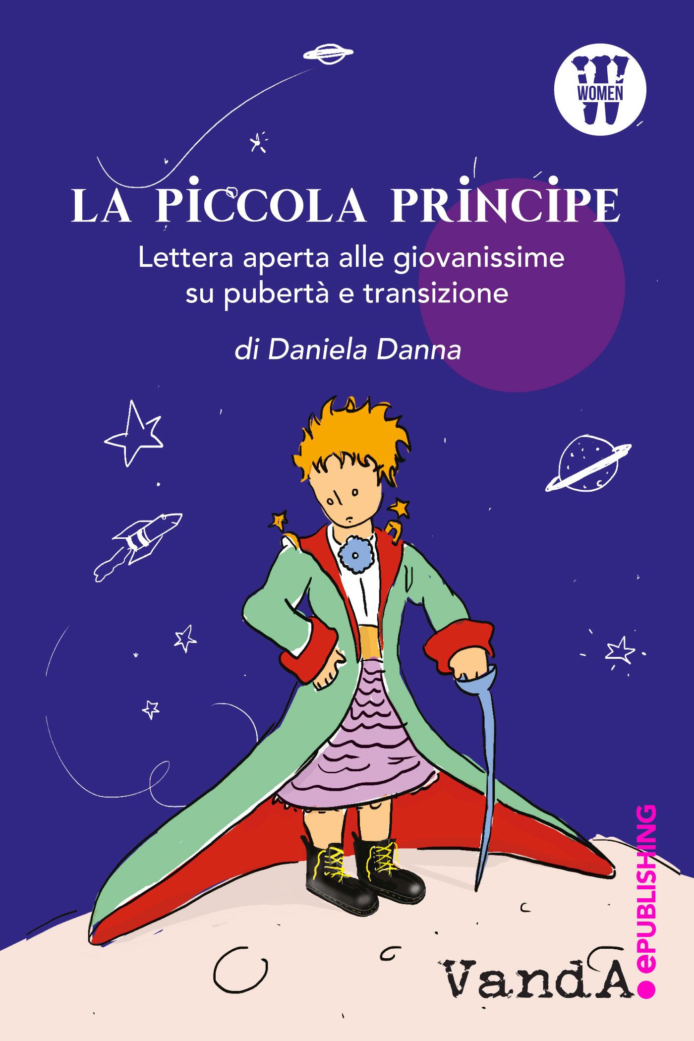 La piccola principe, presentazione del libro di Daniela Danna