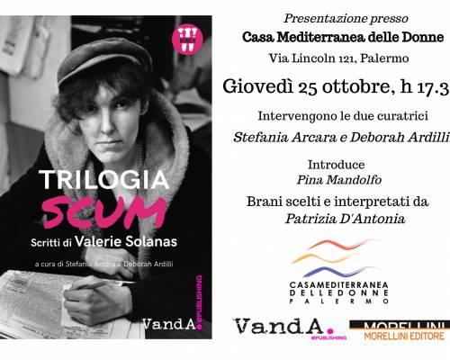 """Evento – """"Trilogia Scum"""" @Casa Mediterranea delle Donne, Palermo"""