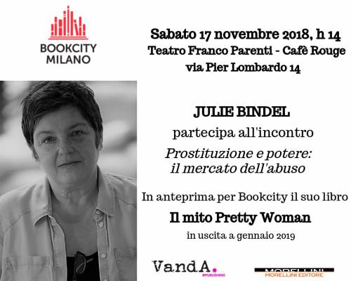 Julie Bindel a Bookcity