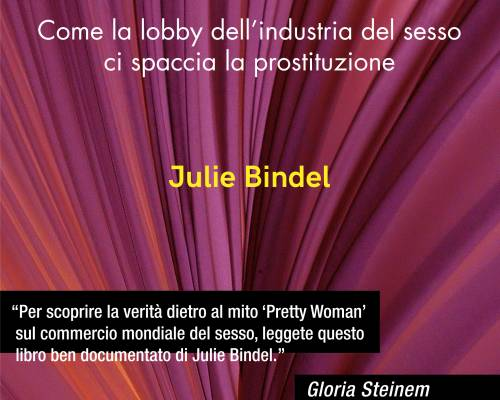 Evento – Julie Bindel a Roma