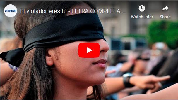 La protesta delle femministe cilene fa il giro del mondo e arriva in Italia