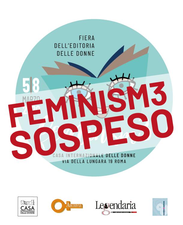 SOSPESO – Fiera dell'Editoria delle Donne Feminism 3