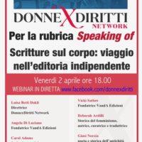 Scritture sul corpo: viaggio nell'editoria indipendente con VandA edizioni – DonneXDiritti