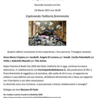 Esplorando l'editoria femminista: incontro online con VandA edizioni – La Casa delle Donne di Milano
